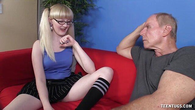 زن و شوهر پرشور سوپر بکن خارجی را دوست دارد رابطه جنسی دهانی