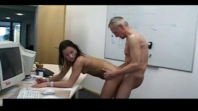 پیر و نوجوان پورنو